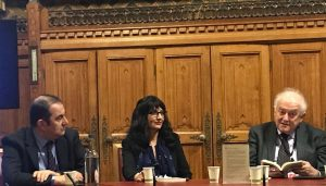 Semra Eren Nijhar's book was introduced in House of Lords