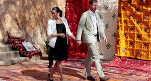 Prens Harry'den hamile eşine tuhaf soru: Benden mi?