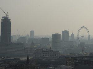 Hava kirliliği ölümcül akciğer hastalıklarına yakalanma riskini artırıyor