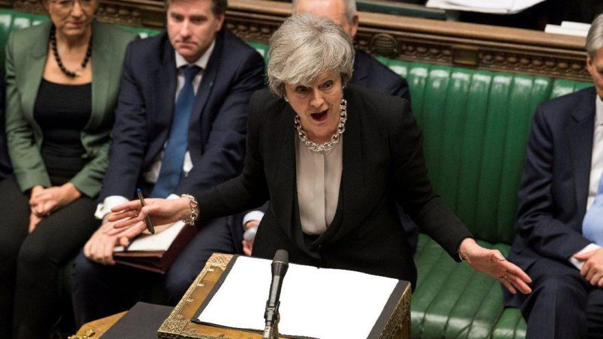 Mart'ta kritik oylama: May, parlamentoya 2 seçenek sunacak!