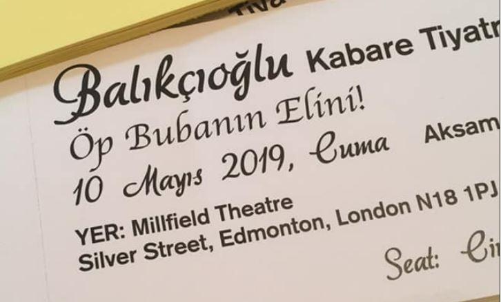 'Öp Bubanın Elini' Mayıs'ta sahnede olacak