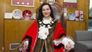 Mayor of Enfield Karakuş has written a play