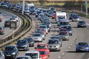 Drivers spend 200 hours in traffic every year