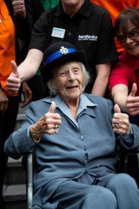 104 yaşındaki kadın tutuklandı