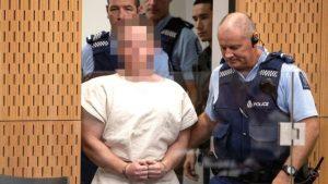Yeni Zelanda'da 2 camiye silahlı saldırı: Baş zanlı Brenton Tarrant mahkemeye çıkarıldı, cinayetle suçlandı