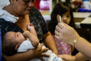 Filipinler'deki kızamık salgını 2019'da 261 can aldı