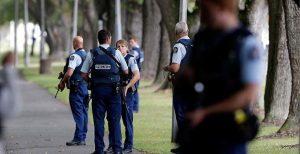 Yeni Zelanda saldırısı ile bağlantısı araştırılan şüpheli, bıçaklanmış halde bulundu