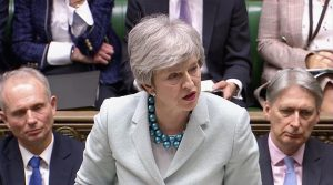 The Guardian: Theresa May Brexit teklifini Jeremy Corbyn'e yazılı olarak sunacak