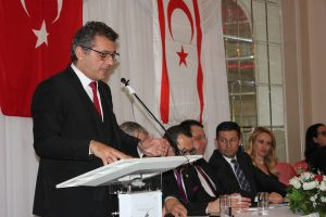 """TRNC Prime Minister Erhürman: """"We need to unite our forces in England and Cyprus"""""""