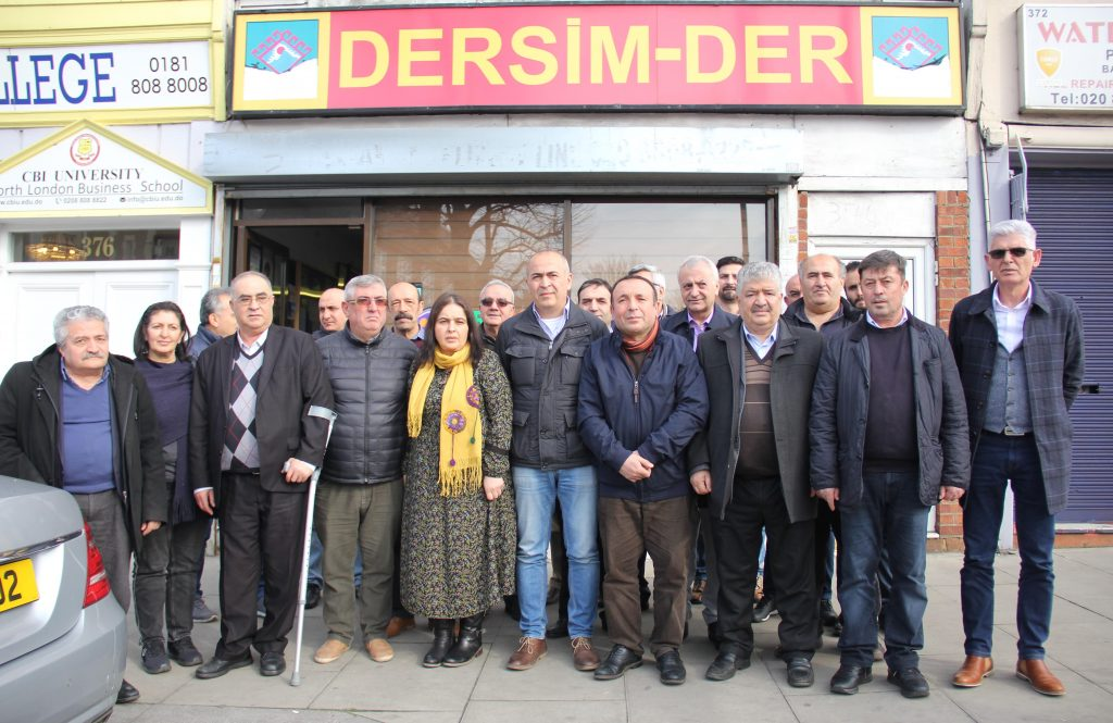 """We strongly condemn attacks on Alevi institutions and their representatives"""