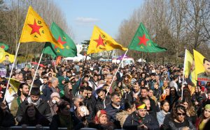 Thousands celebrate Newroz in London