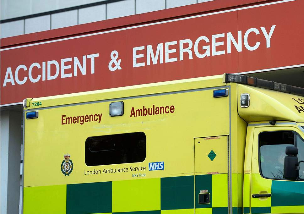 Londoners will need to start booking A&E time slots