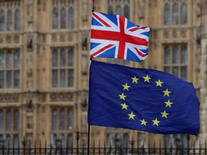 MPs to vote on Johnson's Brexit bill today