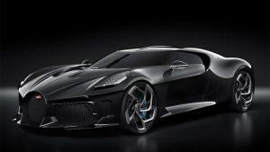 Bugatti reveals the world's most expensive
