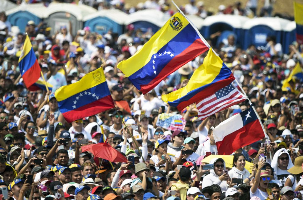 Venezuela to be discussed in London