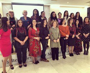 Dünya Emekçi Kadınlar Günü, Cemevi'nde kutlandı