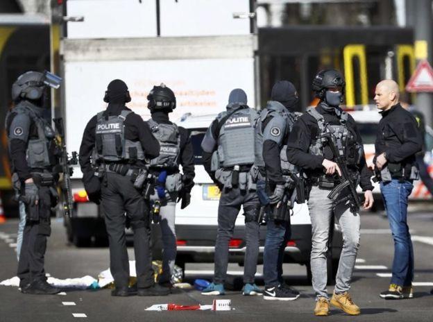 Hollanda'nın Utrecht kentinde tramvayda silahlı saldırı: Yaralılar var