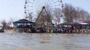 Irak'ta Dicle Nehri'nde feribot battı: En az 71 ölü
