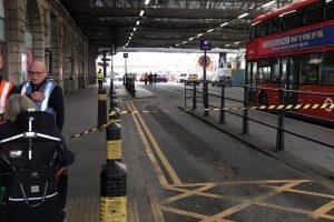Londra'da kırmızı alarm! 3 noktada şüpheli paket