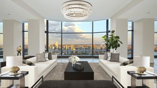12m luxury apartment for British diplomat