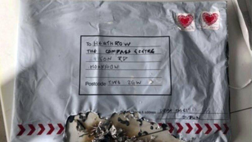 'İrlanda'yı seviyorum' paketleri Londra'yı karıştırdı