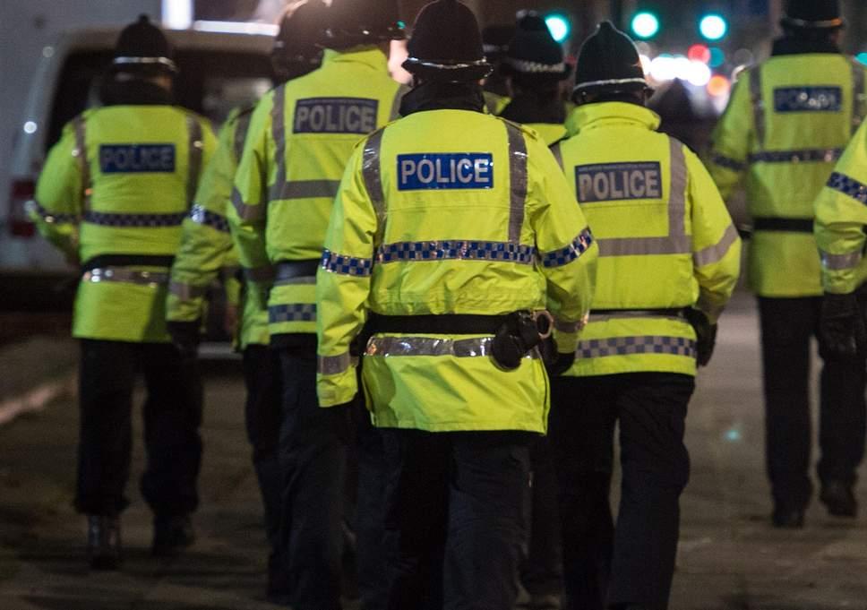 Attacks on Met Police officers up 40% during lockdown