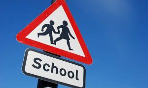 Parents could be panned from parking right outside schools