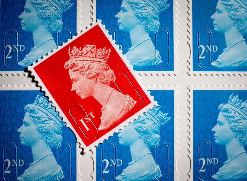 First class stamps to rise 6p to 76p