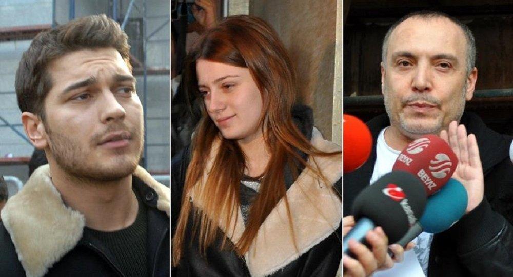 Çağatay Ulusoy, Gizem Karaca ve Cenk Eren uyuşturucu davası!
