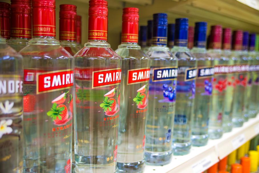 Schoolgirls 'sold vodka' before classes in east London