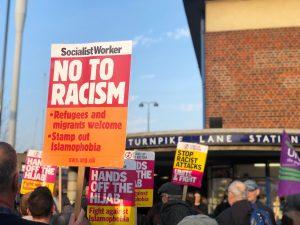 """Haringey Stand UP To Racism: """"Haringey'de ırkçılığa ve faşizme tolerans yok"""""""