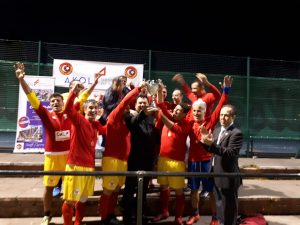 Veteran Ligi'nde şampiyon Vadili