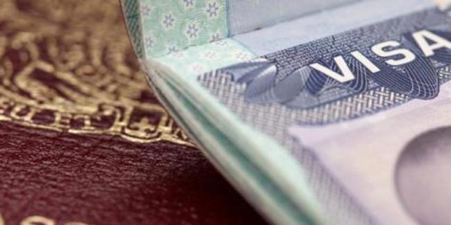 AP'den vize ücretleri zammına onay