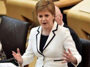 İskoçya Özerk Yönetimi Başbakanı: Brexit olursa İskoçya'da 2. bağımsızlık referandumu 2021'e dek yapılmalı