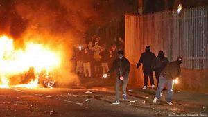 Kuzey İrlanda'da gazeteci öldürüldü