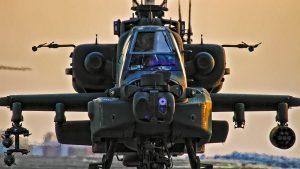 İngiltere'den Estonya'ya 5 Apache saldırı helikopteri ile 110 askeri personel