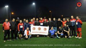 Veteranlar Ligi'nde Mustafa Fındık anıldı