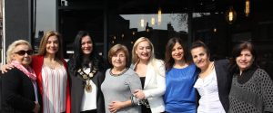 A warm meeting at Cobblers Coffee with Mayor Karakus