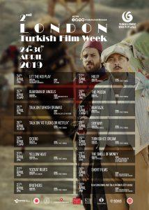 Yunus Emre Enstitüsü 2. Türk Filmleri haftası başlıyor