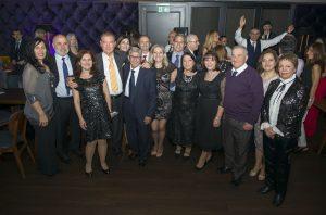 Mühendisler Birliği, 'Lefkoşa SOS Çocuk Yurdu' yararına toplandı