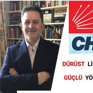 Ayhan Peker, CHP İngiltere Birliği başkanlığına aday olduğunu açıkladı