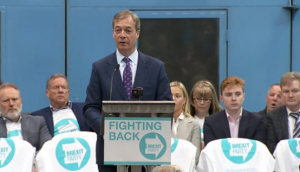 Brexit Partisi lideri Farage seçimde milletvekili adayı olmayacak