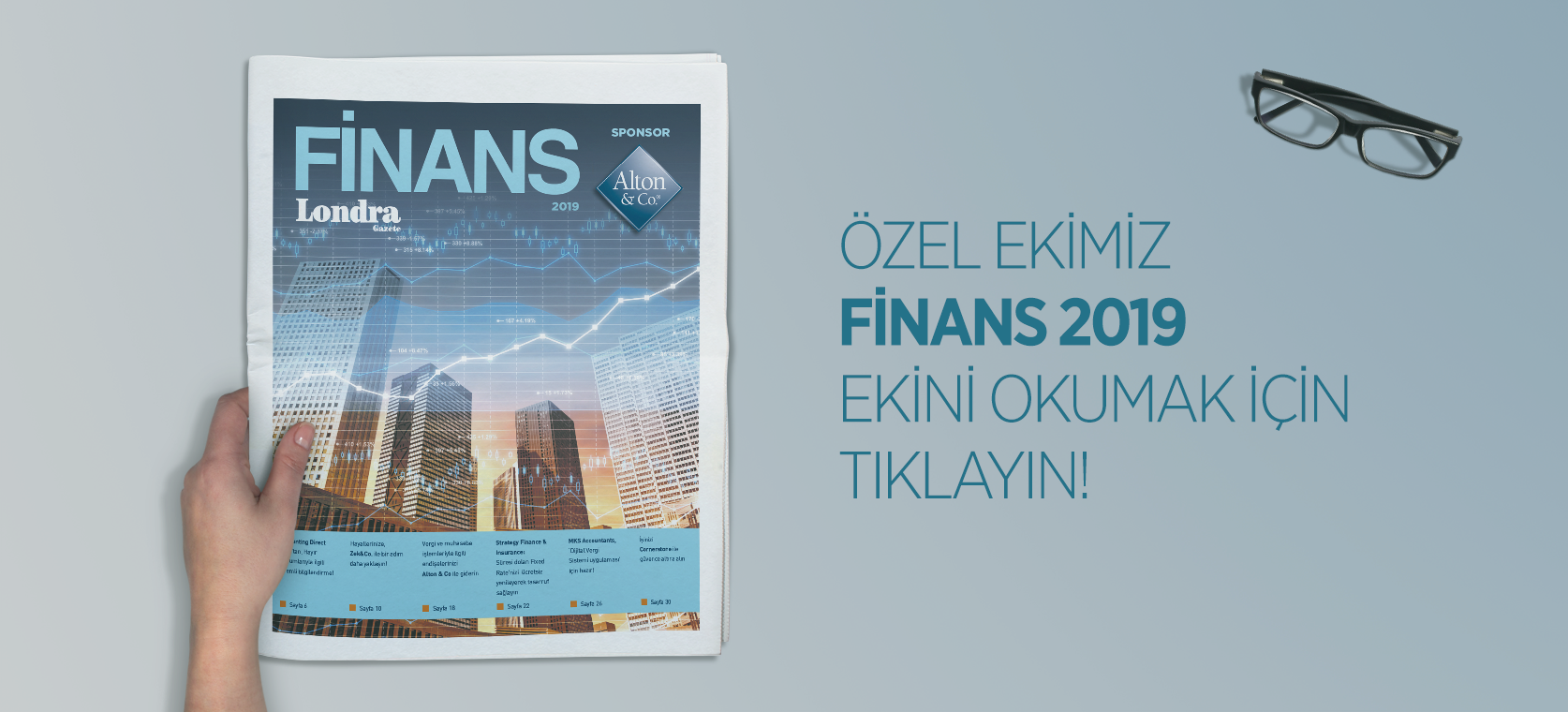 Finans Eki 2019