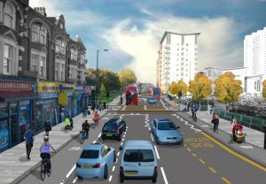 Enfield looking to extend cycle lane
