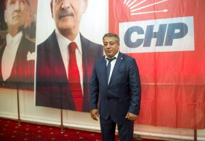 CHP UK selects Kazım Gül as new president