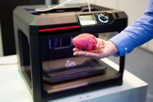 First ever human tissue 3D heart printed