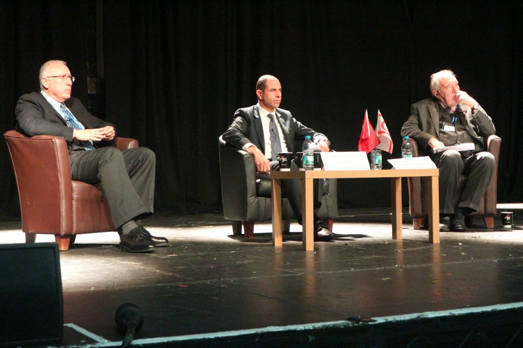 """""""Turkey, TRNC and the UK Triangle in the Last 50 Years"""""""