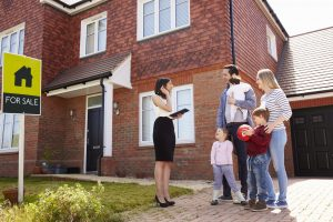 Lowest house price growth in six-years