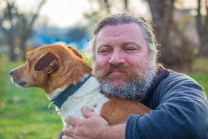 More germs in men's beards than on dogs fur
