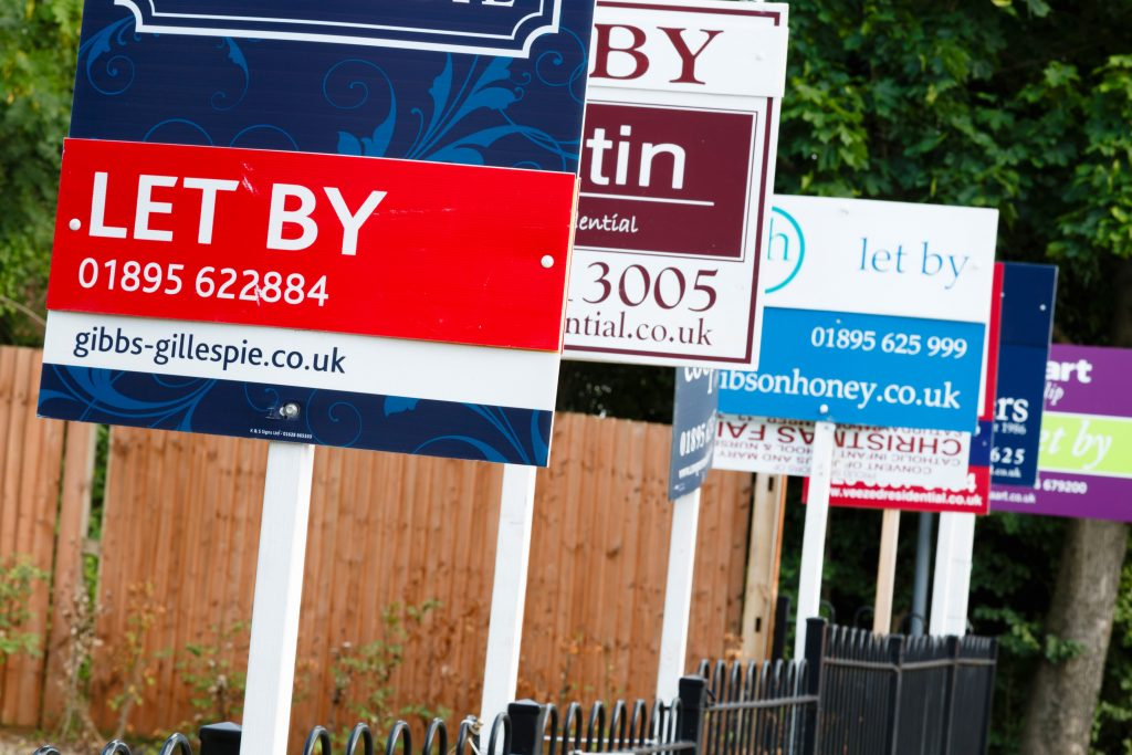Landlords banned from no-fault evictions